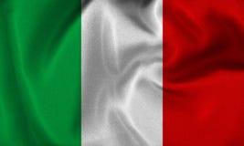 chorągwiany Italy Obraz Royalty Free