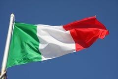 chorągwiany Italy ilustracja wektor