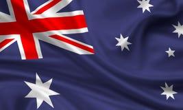 chorągwiany nowy Zealand Zdjęcia Royalty Free