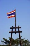 chorągwiany Thailand Obrazy Royalty Free