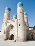 Chor-minder belangrijke minaret Royalty-vrije Stock Foto's