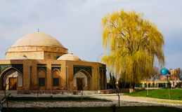 Chor-su Trade Cupola in Samarqand Stock Photography