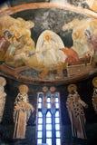 CHORA, chiesa di Kariye o museo, COSTANTINOPOLI, TURCHIA Immagini Stock