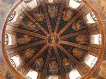 Chora church Royalty Free Stock Photo