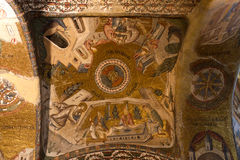 Chora Church. From Istanbul, Turkey Royalty Free Stock Photography