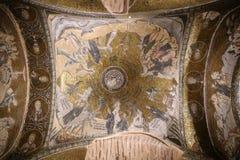 Chora Church in Istanbul, Turkey Stock Photography