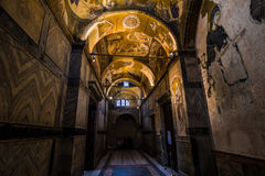 Chora Church in Istanbul Turkey Stock Photography