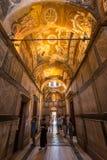 Chora kyrka Royaltyfri Bild