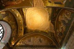 Chora kyrka i Istanbul Royaltyfri Fotografi