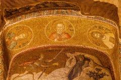 Chora Mosaic Royalty Free Stock Image