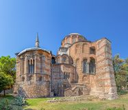 Chora Museum - Church in Istanbul Royalty Free Stock Photos