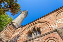 Chora Museum - Church in Istanbul Stock Photos