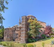 Chora Museum - Church, Istanbul Royalty Free Stock Image