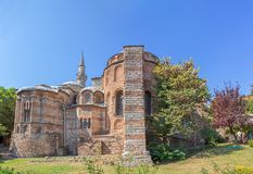 Chora Museum - Church, Istanbul Royalty Free Stock Photo