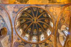 Chora Museum - Church in Istanbul Royalty Free Stock Image