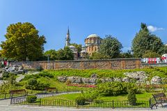 Chora Museum - Church in Istanbul Royalty Free Stock Photography