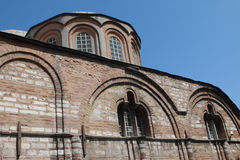 The Chora Museum, Istanbul. Royalty Free Stock Photo