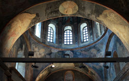 Chora Museum, Istanbul. Stock Images