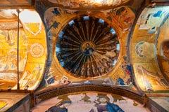 Chora museum, Istanbul, Turkey. Royalty Free Stock Image