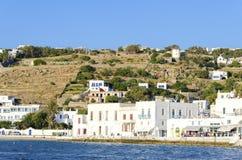 Chora, Mykonos, Greece Royalty Free Stock Photography