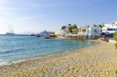 Chora, Mykonos, Greece Royalty Free Stock Photo