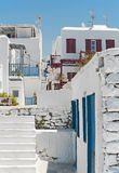 Chora of Mykonos Greece Royalty Free Stock Photography