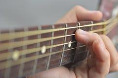 Chord Stock Image