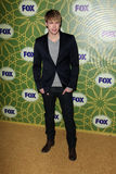 Chord Overstreet. At the FOX All-Star Party, Castle Green, Pasadena, CA 01-08-12 Royalty Free Stock Image