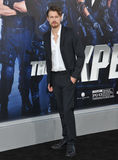 Chord Overstreet. LOS ANGELES, CA - AUGUST 11, 2014: Chord Overstreet at the Los Angeles premiere of The Expendables 3 at the TCL Chinese Theatre, Hollywood Royalty Free Stock Photos