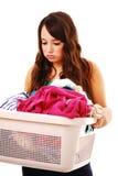 Chores stock photos