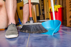 Chores Stock Photography