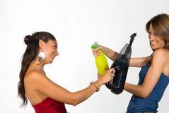 Chores battle Stock Photos