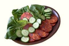 Chorizo Fotografia Stock