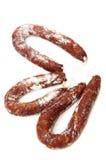 Chorizo di Toledo  Fotografia Stock