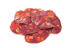 Chorizo espagnol Images stock