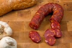 Free Chorizo Sausage Stock Image - 13787741