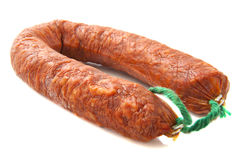 Chorizo sausage Stock Photography