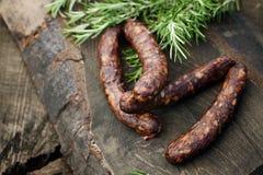 Chorizo sausage Royalty Free Stock Image