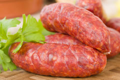 Chorizo Royalty Free Stock Images