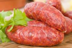 Chorizo Royalty Free Stock Images