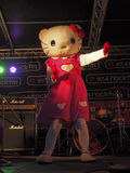 Chorley Christmas lights switch on Stock Photography