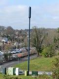 Κινητός τηλεφωνικός ιστός, Chorleywood στοκ φωτογραφίες