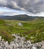 Chorna hora carpathians Ukraina Obrazy Royalty Free