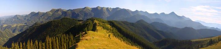 Chornohora Imagenes de archivo