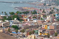 Chorrillos Royalty Free Stock Image