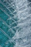 Chorros de agua Fotografía de archivo