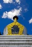 Chorten,探戈修道院,不丹 免版税库存照片