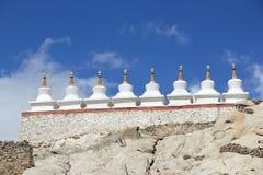 Chorten, Гималаи, Ladakh Стоковая Фотография RF