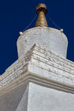 Chorten (Buddhist stupa). Ladakh, India Royalty Free Stock Photos