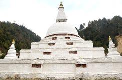 Chorten Kharo Casho, Chendebji, Bhutan Stock Images